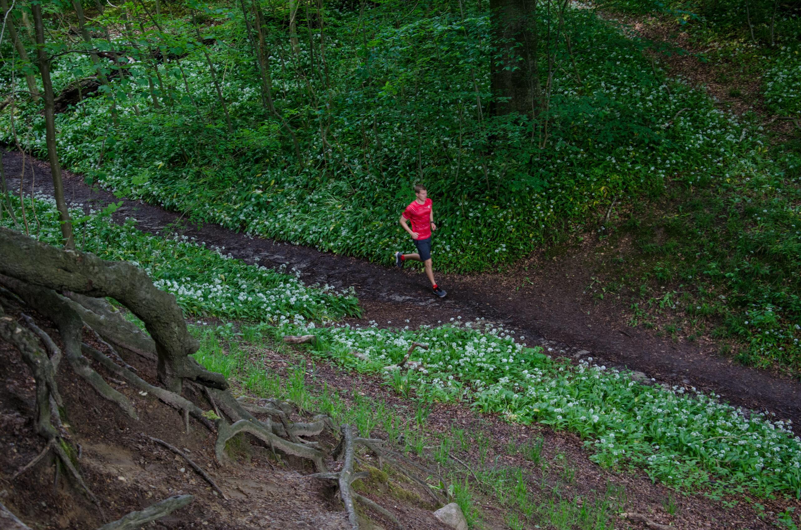 5 af mine ynglings interval træninger i løbeskoene